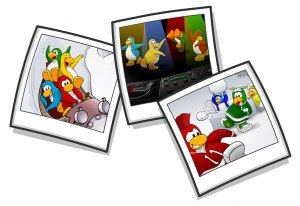 The Pictures for the WII game